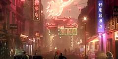 《看门狗:军团》预告现中国城 红灯笼中式建筑瞩目