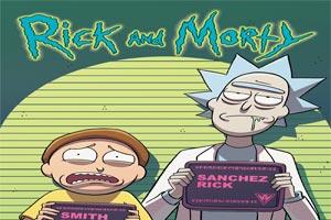 《瑞克和莫蒂》第四季11月回归!首段影像正式公开