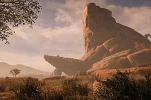 《孤岛惊魂5》大神地图编辑 还原电影《狮子王》场景