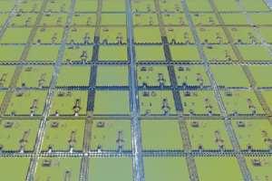 高玩在《城市:天际线》打造计算器 竟需要便便驱动!