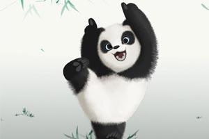 动画电影《我从中国来之熊猫泰山》启动 预告首发