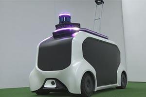外观蜜汁萌感 东京2020奥运会官方支援机器人公布