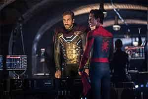 《蜘蛛侠2》票房将破14亿 电影密钥将延期至下月