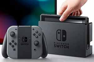 Switch全球总销量达到3687万 第一方游戏TOP10公布