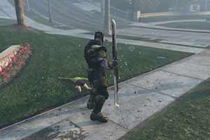 《GTA5》复联4灭霸MOD 无限手套宝石功能完美还原
