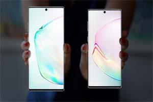 """三星""""Galaxy Note 10""""系列发布!国行尝鲜价6999"""