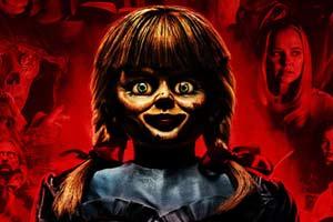 不作就不死,《安娜贝尔3》:第一次看恐怖片想睡觉