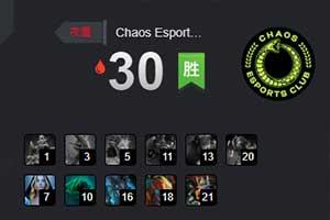 Ti9:《DOTA2》A组第9轮Chaos无望之战战平Secret