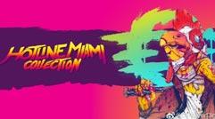 《迈阿密热线合集》宣布登陆Switch NS版预告发布