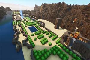 真爱粉用《堡垒之夜》造《塞尔达》初代9大迷宫!
