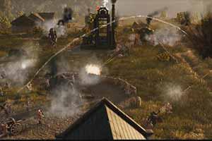 GC19:历史RTS新作《钢铁收割》发售日期公布!