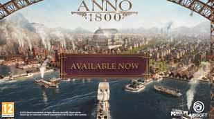 GC19:模拟经营游戏《纪元1800》DLC宣传片公开!