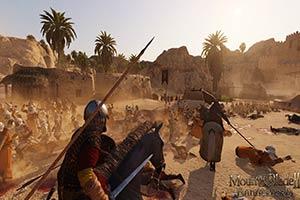 《骑砍2领主》UI改进新截图: 村庄 战场 建筑全展示