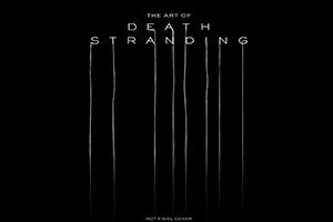 《死亡搁浅》11月将发售艺术设定集! 弩哥设计公开
