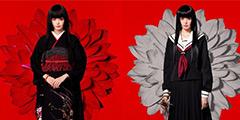 《地狱少女》真人电影定妆照 展示黑暗风和服水手服