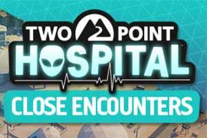 《双点医院》新DLC即将推出 居然还能治疗外星人!