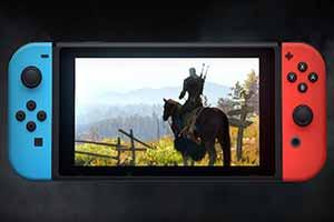 GC19:Switch版《巫师3》海量实机游戏截图公布!