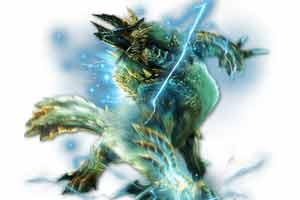"""《怪物猎人世界:冰原》""""月下雷鸣""""雷狼龙将登场?"""
