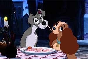 迪士尼《小姐与流浪汉》首发预告!重现经典场景
