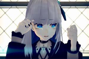 美少女爆哭打怪!《恸哭之星》发布PC版上市预告