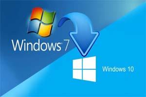 再见!Windows10接棒Windows7的的时刻即将到来