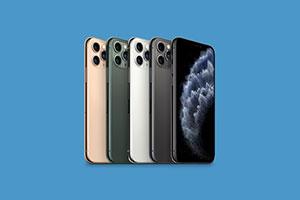 大神爆料iPhone 11系内存和电池参数 比上代显著提升