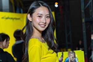 东京电玩展站台小姐姐美图合集赏 TGS的靓丽风景线!