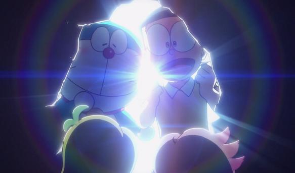 哆啦A梦全新剧场版《大雄的新恐龙》漫画版连载开启
