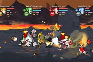 经典游戏《城堡毁灭者》超长实机演示!NS明日发售