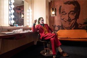 DC年度力作 超英片《小丑》新剧照和幕后照曝出