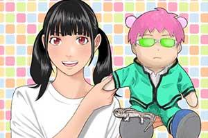 漫画家与美少女偶像!《齐木楠雄》作者宣布婚讯!