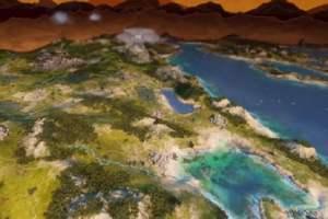 《全战传奇特洛伊》战役地图预告 夺妻之战即将打响!