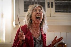 好莱坞翻拍经典恐怖片 美版《咒怨》首批剧照发布