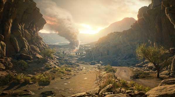 多人FPS游戏《叛乱:沙漠风暴》预计2020年春季发售