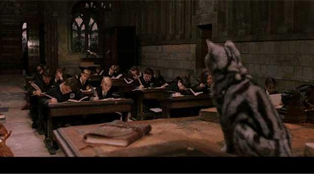 《哈利波特》小演员日记曝光 网友们表示被萌到了