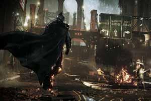 画面惊艳!《蝙蝠侠:阿甘骑士》光线追踪MOD演示