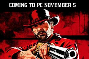 《荒野大镖客2》PC版发售决定 登陆R星5分排列3走势—5分快三平台!