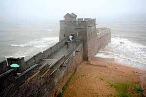 中国长城竟然是在水里的?12张让你大吃一惊的图片