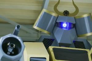 现实版高达?来看看全世界最大的可操控人形机器人!