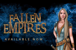 即时战略RTS游戏《陨落帝国》Fallen Empires专题上线