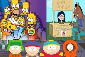 盘点「成人限定美国卡通TOP10!」年纪太小看不懂!