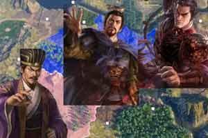 《三国志14》试玩版上线时间确定!先行试玩影像赏