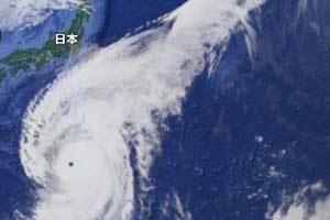 史上最强台风在日本出没!轻松一刻10月11日晚间版