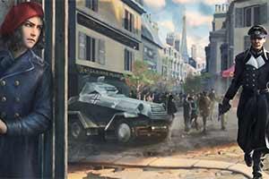 《钢铁雄心4》新DLC预告片发布 新加敌后特工系统!