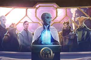 策略UU快3-大发UU快三《群星》新DLC预告片发布 已上架steam!