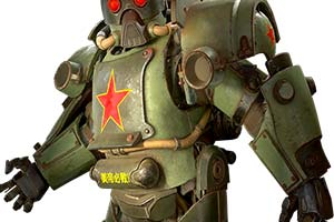 """《辐射76》中国动力装甲曝光 """"美帝必败!""""太草了"""