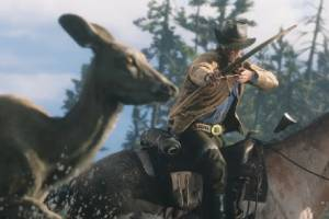 《荒野大镖客2》PC含拍照模式!17张美图效果惊艳!