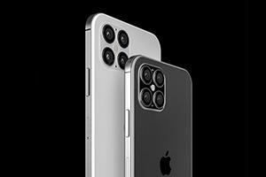 iPhone 12概念图曝光 刘海缩小回归iPhone 4外观设计