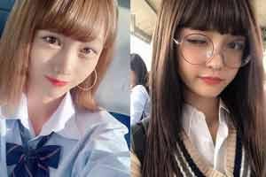 来看可爱妹子!日本2019最可爱JK选美大赛十强写真赏