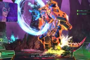 《新樱花大战》傀儡机兵亮相 男主能和妹子合体攻击!